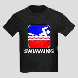 Swimming League Logo T-Shirt