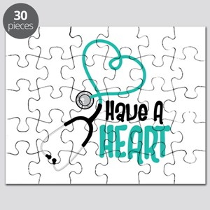 Have A Heart Puzzle