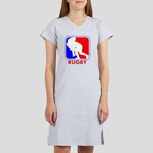 Rugby League Logo Women's Nightshirt
