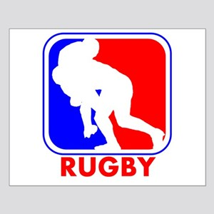 Rugby League Logo Poster Design