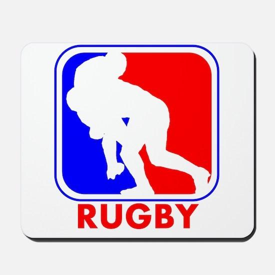 Rugby League Logo Mousepad