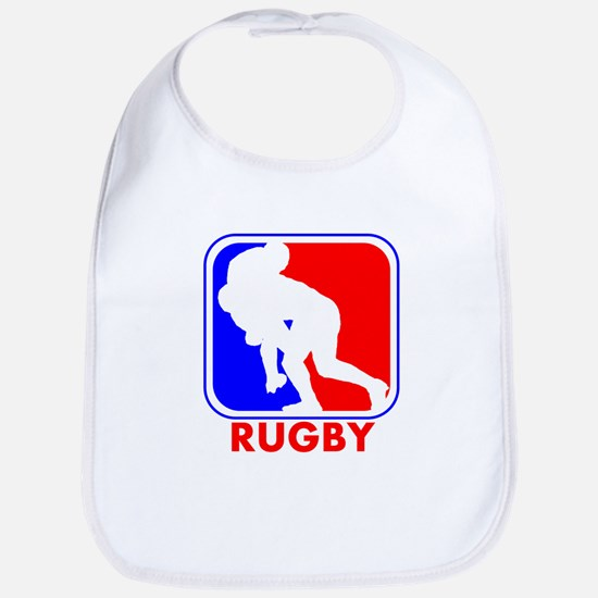 Rugby League Logo Bib