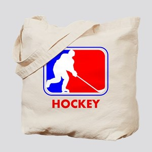 Hockey League Logo Tote Bag