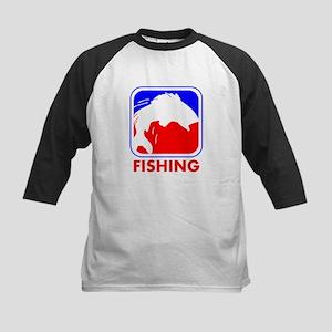 Fishing League Logo Baseball Jersey