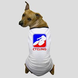 Cycling League Logo Dog T-Shirt