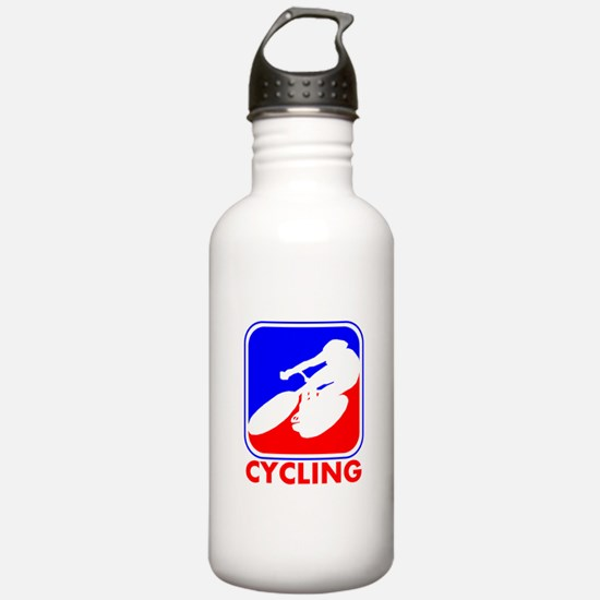 Cycling League Logo Sports Water Bottle