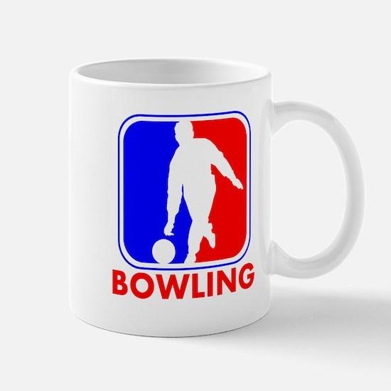 Bowling League Logo Mugs