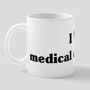 I Love medical education Mug