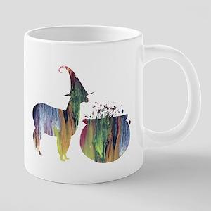 Witch llama Mugs