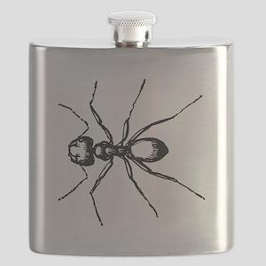 Carpenter Ant Flask