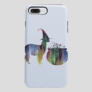 Witch llama iPhone 7 Plus Tough Case