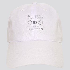 Vintage 1937 Birthday Cap