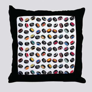 Pucking Awesome Throw Pillow