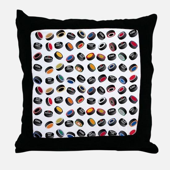Pucking Awesome Throw Pillow