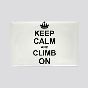 Keep Calm and Climb on Magnets