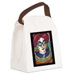 Mardi Gras Hallenus Poster D2 201 Canvas Lunch Bag