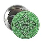 Celtic Clover Mandala 2.25