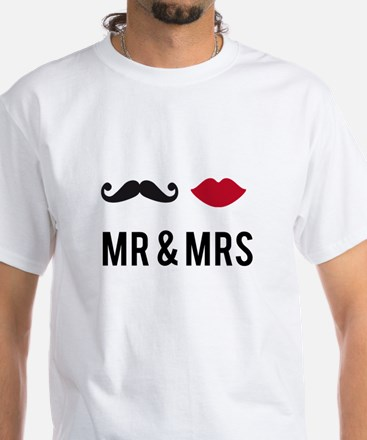 Mr. and Mrs. T-Shirt