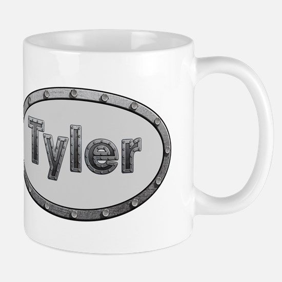 Tyler Metal Oval Mugs