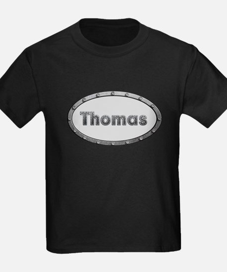 Thomas Metal Oval T-Shirt