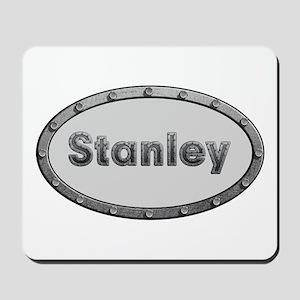 Stanley Metal Oval Mousepad