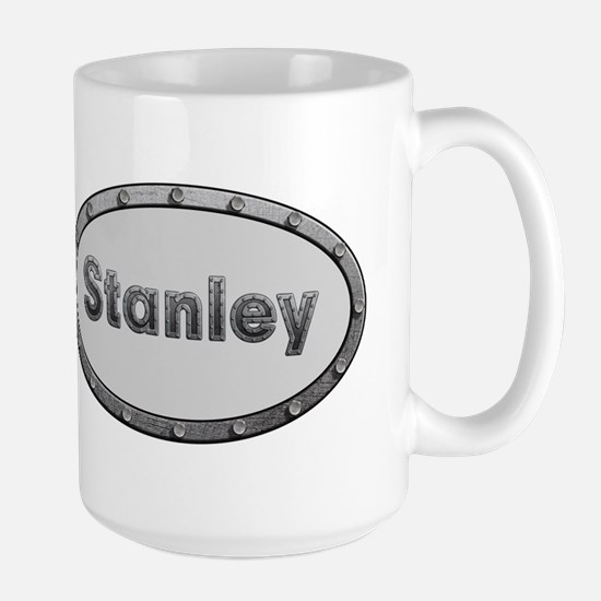 Stanley Metal Oval Mugs