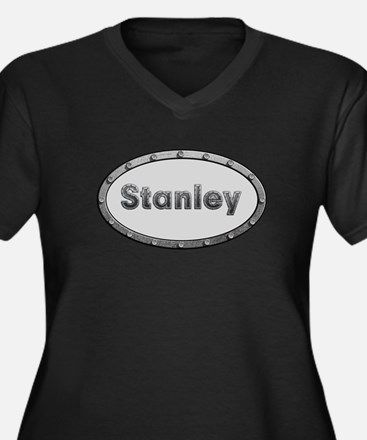 Stanley Metal Oval Plus Size T-Shirt