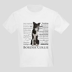 Border Collie Traits T-Shirt