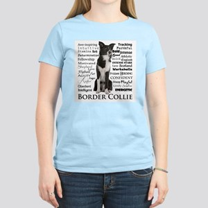 Border Collie Traits T-Shirt