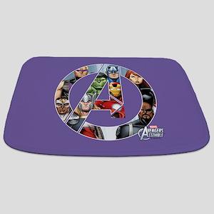 Avengers Assemble Bathmat