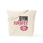 Gym Whore V.2 Tote Bag