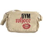 Gym Whore V.2 Messenger Bag