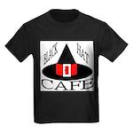 Black Hat Cafe Kids Dark T-Shirt