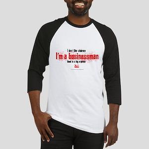 I'm A Businessman Baseball Jersey
