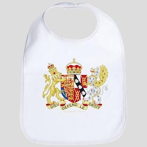 Diana, Princess of Wales Coat of Arms Bib