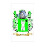 Falkman Sticker (Rectangle)