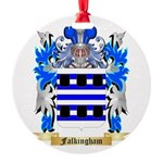 Falkingham Round Ornament