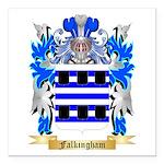 Falkingham Square Car Magnet 3