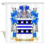 Falkingham Shower Curtain