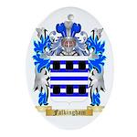 Falkingham Ornament (Oval)
