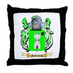Falkievich Throw Pillow