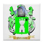 Falkievich Tile Coaster