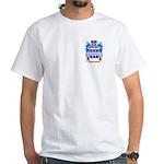 Falkenhan White T-Shirt