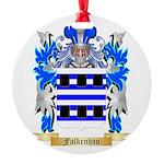 Falkenhan Round Ornament