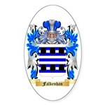 Falkenhan Sticker (Oval 50 pk)