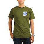 Falkenham Organic Men's T-Shirt (dark)