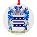 Falkenham Round Ornament