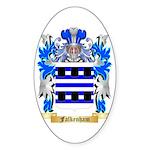 Falkenham Sticker (Oval 50 pk)