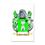 Falkenflik Rectangle Car Magnet