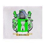 Falkenflik Throw Blanket